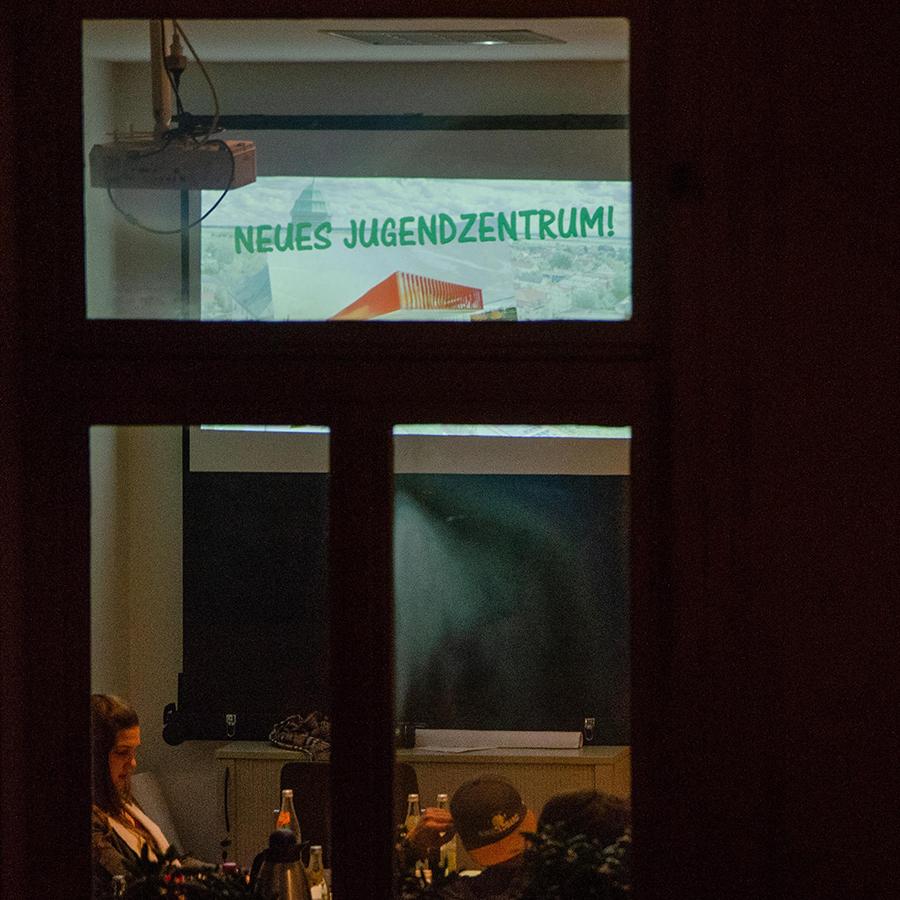 Jugendzentrum SMÜ