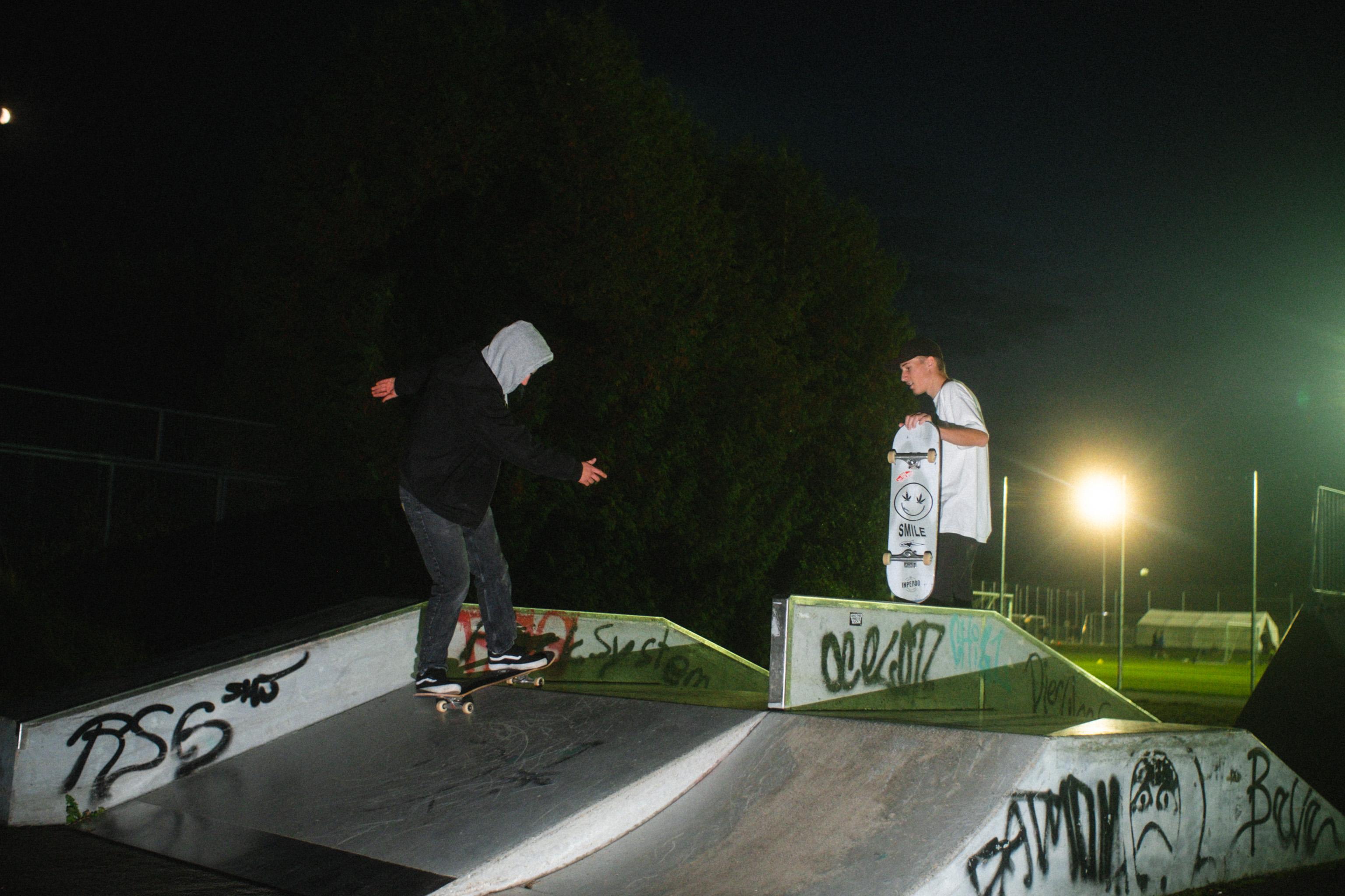 Skaterplatz